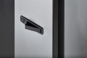 Schließsystem des revecta-Rückgabeautomat
