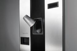Bechereinwurf revecta-Rückgabeautomat