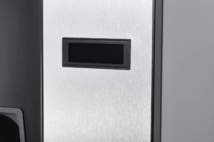 revecta-Rücknahmeautomat Display