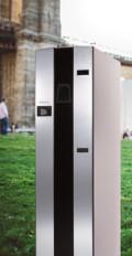 revecta-Rücknahmeautomat im Park