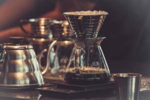 Kaffeegenuss Büro