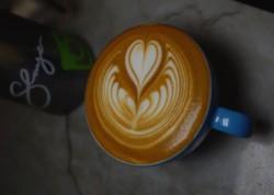 Kaffeekunst von #ibrewcoffee