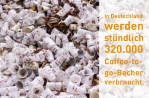 Kaffeebecher in Deutschland