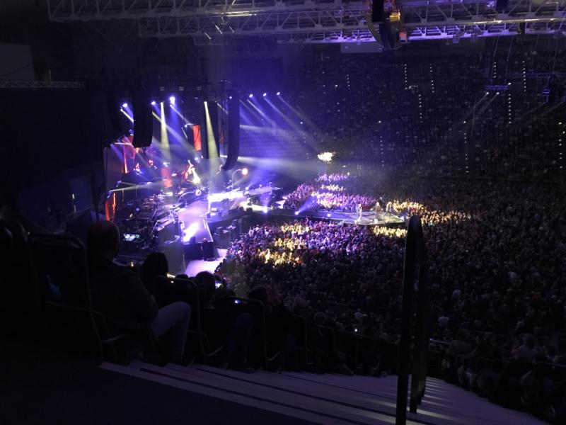revecta®-fan in der Münchner Olympia-Halle